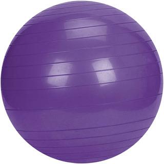 Bola Suíça 55cm Pilates Reabilitação Premium Roxo Zstorm