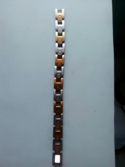 Brazalete De Pulsera Acerado (stainless Steel)