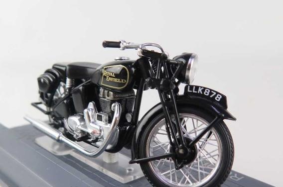 Royal Enfield 500cc - Norton, Bsa... Motos 1:24 - Raridades