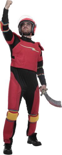 Imagen 1 de 1 de Disfraz Turbo Kid: Kid Halloween Fiesta Divertido
