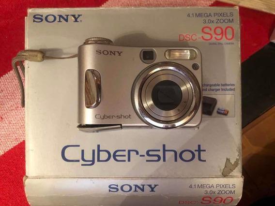 Cámara Sony Cyber-shot Dsc-590 Para Reparar/repuesto