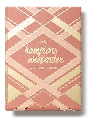 Paleta De Contorno Blush Iluminador Tarte Hamptons Weekender