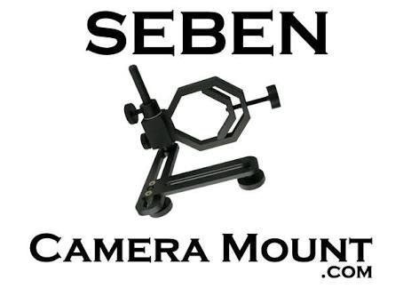 Suporte De Câmera Para Luneta - Seben Original