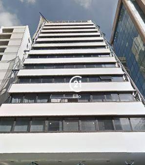 Conjunto Para Alugar, 102 M² Por R$ 5.200,00/mês - Cerqueira César - São Paulo/sp - Cj1374