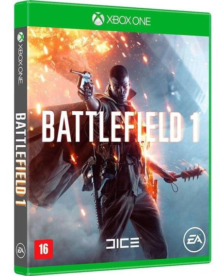 Battlefield 1 Totalmente Em Português Mídia Física Xbox One