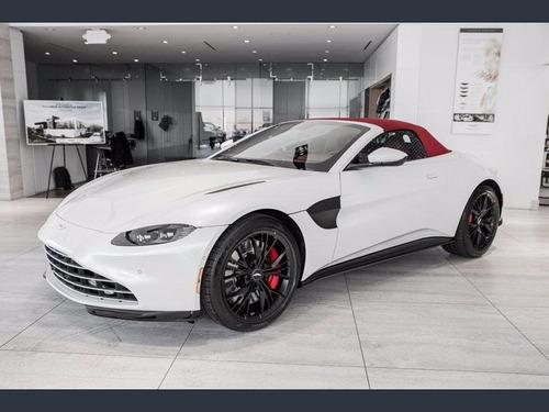 Imagem 1 de 15 de Aston Martin Vantage  V8 Roadster 2p