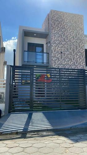 Imagem 1 de 13 de Casa À Venda No Bairro São João Do Rio Vermelho - Florianópolis/sc - C982