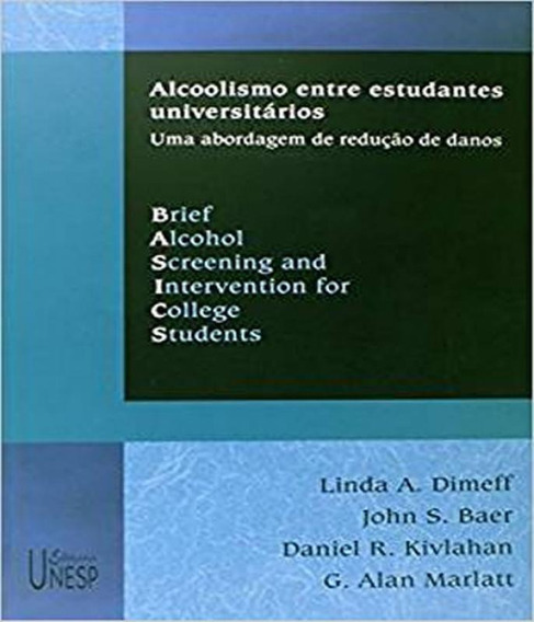 Alcoolismo Entre Estudantes Universitario