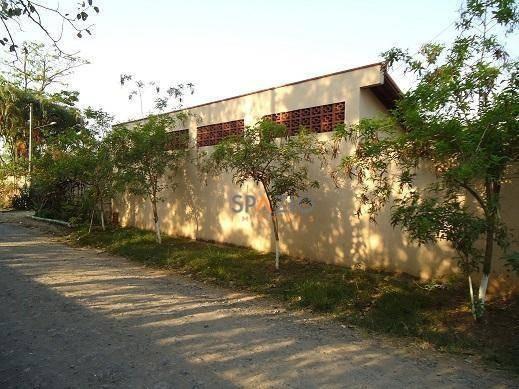 Chácara Residencial À Venda, Loteamento Fontes E Bosques Alam Grei, Rio Claro. - Ch0003
