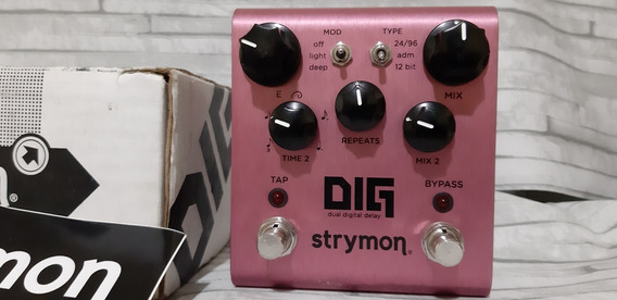 Pedal Strymon Dig Delay + Frete Grátis