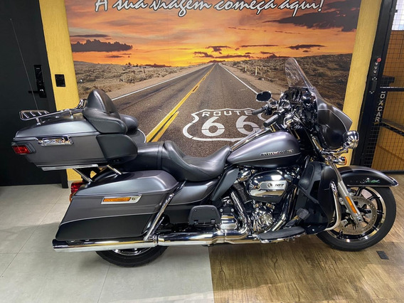 Harley Davidson Electra Glide Ultra Limited 2017 Un Dono
