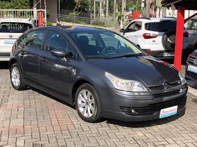 Citroën C4 1.6 Glx Flex Completo 2013 Ipva Pago Até 09/2020