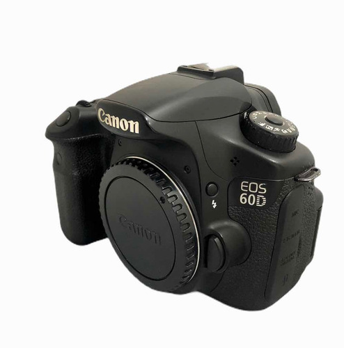 Câmera Cânon 60d Corpo Seminova 28,800 Cliques Impecável