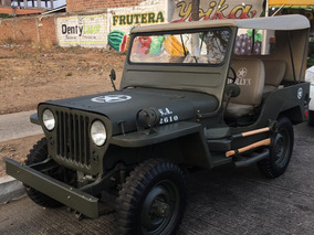 Jeep Jeep Willys 1952