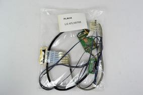 Kit Cabo Flat + Sensor Remoto + Wifi Tv Lg 47ln5700