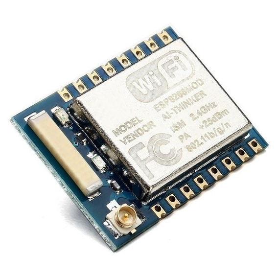 Módulo Wifi Esp8266 Esp-07 Wireless 2.4ghz 802.11 B/g/n
