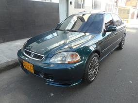 Honda Civic V Full Equipo Mt 1600cc