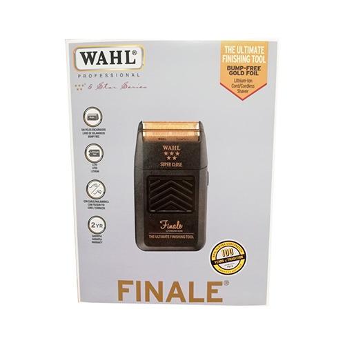 Afeitadora De Cabello Wahl Profesional Finale Lithium