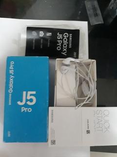 Samsung J5 Pro Dual Sim Liberado En Caja Con Accesorios Preg