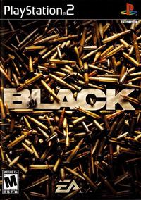 Patch Ps2 - Black