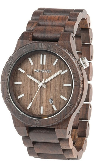 Relógio Wewood Arrow Chocolate + Sedex Grátis