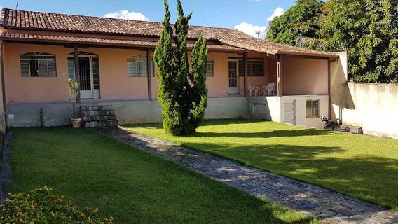 Casa Três Quartos Com Suíte No Bairro Nacional. - 4838