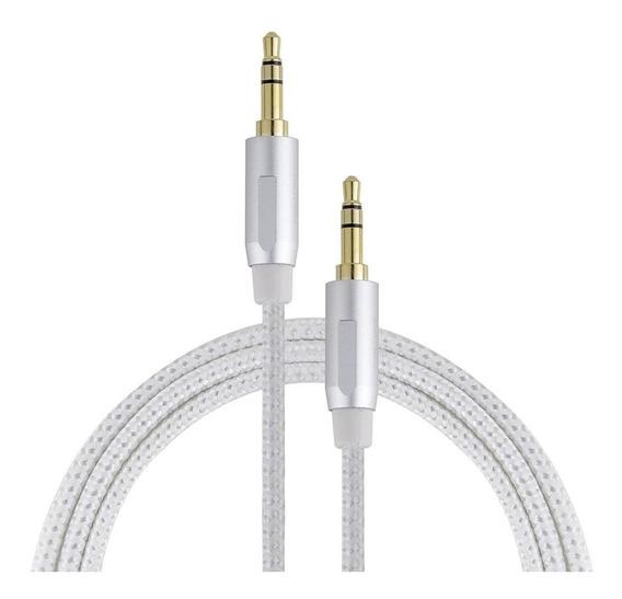Cabo Áudio Stereo P2 Sumay Premium Sm-casp2 3.5mm 1,2 Metros