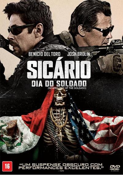 Sicário - Dia Do Soldado - Dvd