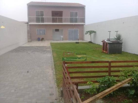 Sobrado Com 2 Dormitórios À Venda, 103 M² Por R$ 250.000 - Parque São Martinho - Mogi Das Cruzes/sp - So1148