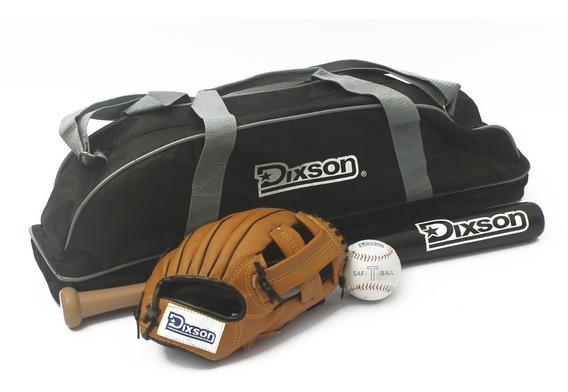 Kit Infantil De Beisbol Dixson