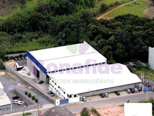 Imagem 1 de 7 de Galpao Comercial, Distrito Industrial, Itupeva. - Gl07800 - 32868099