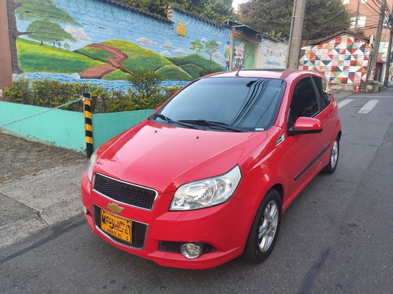 Aveo Gti Emotion Full Equipo 2012 Excelente Estado Sunroof