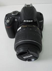Câmera Nikon D3000 18-55 Vr