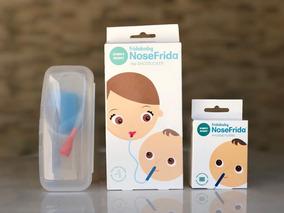 Nosefrida + 24 Filtros (com Estojo De Brinde) Pronta Entrega