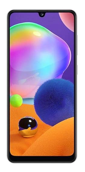 Smartphone Samsung Galaxy A31 128gb 48+8+5+5mp 6,4 Branco