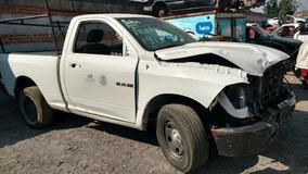 Dodge Ram V6 3.6 Aut 4x2 2015 Accidentada X Partes
