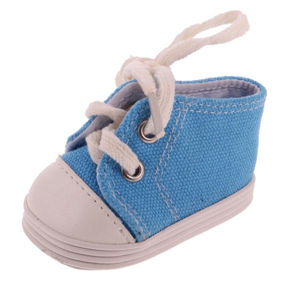 Renda Acima Lona Sapatos Casual Esporte Sapatos Para 18 \