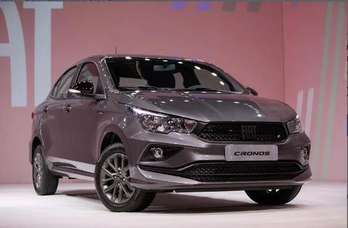Imagen 1 de 12 de Fiat Cronos 2021 Retira Con Tu Usado Y Cuotas -gnc B