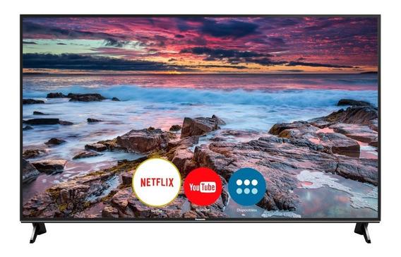Smart Tv 4k 65 Panasonic Led Uhd Tc-65fx600b 3 Hdmi 3 Usb