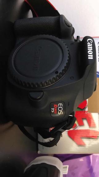Câmera Cânon Com Lentes E Acessórios