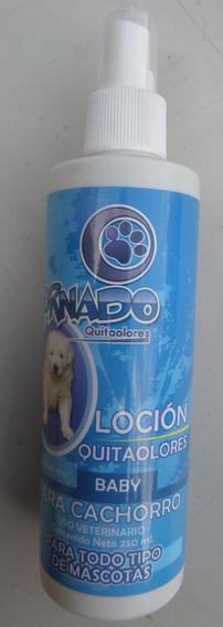 Perfume Corporal Para Cachorro 250ml Aroma Bebé Tornado