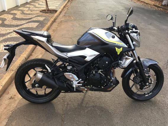 Yamaha Mt 03 Abs 2018 - Impecável!