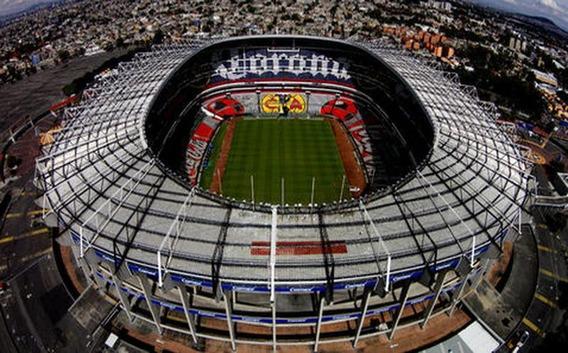 Palco Estadio Azteca