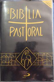 Nova Bíblia Pastoral - Edição Especial