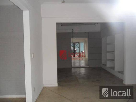Casa Comercial Para Locação, Vila Redentora, São José Do Rio Preto. - Ca0183