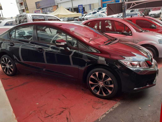 Honda Civic 1,8 Lx 4 Portas