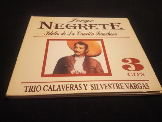 Jorge Negrete / Trio Calaveras Y Silvestre Vargas
