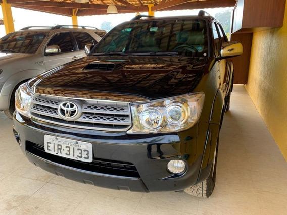 Toyota Hilux Sw4 Diesel 4x4 Blindada 7 Lugares