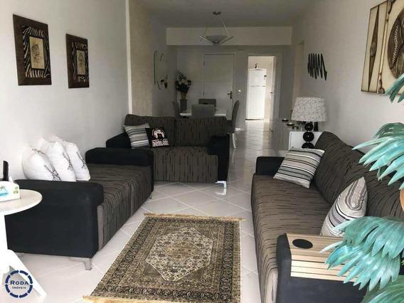 Apartamento Com 2 Dorms, Tombo, Guarujá - R$ 480.000,00, 85m² - Codigo: 11579 - V11579