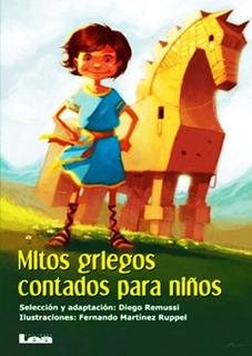 Mitos Griegos Contados Para Niños Libro Ilustrado Envio Dia